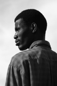 An African migrant in Almería, Spain, January 2004. Credit: John Perivolaris | Flickr
